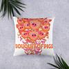 Bouquet of Pigs Pillow