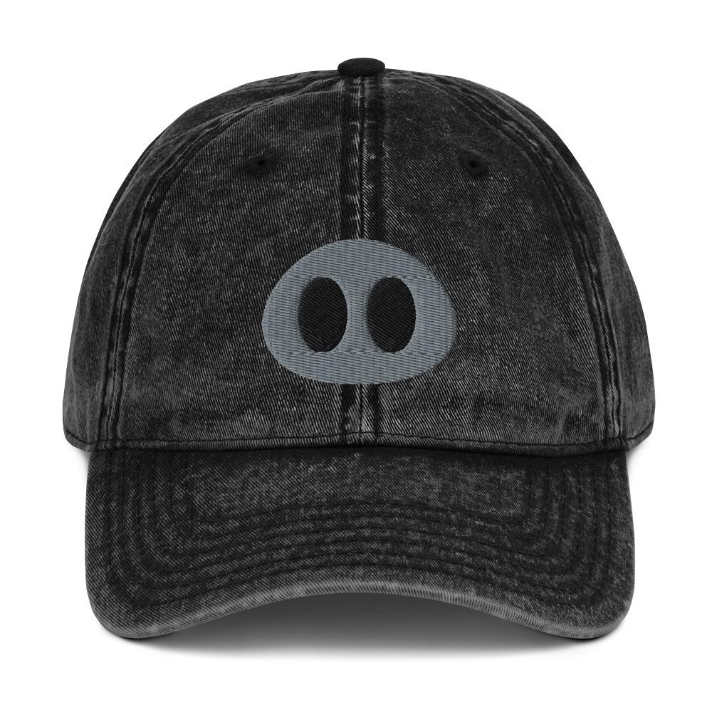 Pig Snout Hat