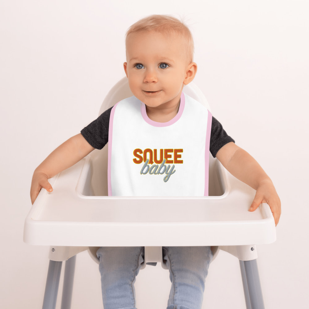 Squee Baby Bib