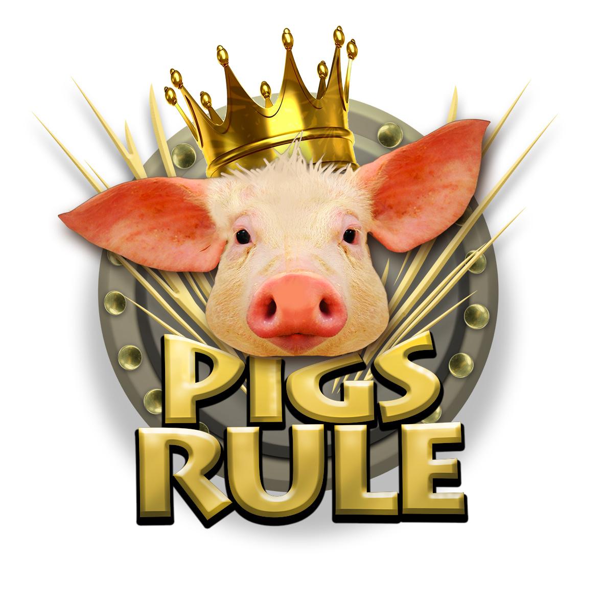 Pigs Rule Shirt