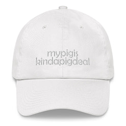 mypigis kindapigdeal hat