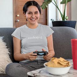 suchapig-gray-shirt