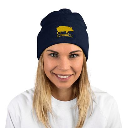Pig Mom Hat