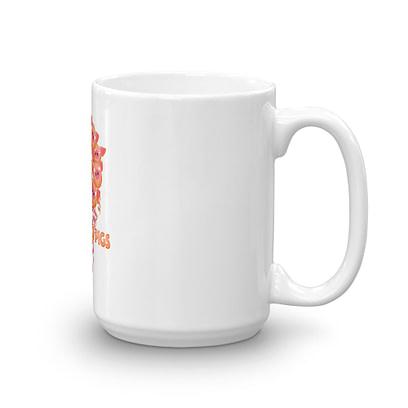 Bouquet of Pigs Mug 2